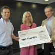 Plöchinger Kfz-Sachverständige GmbH & Co. KG spendet 10.000 €