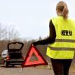 Der Sicherheit zuliebe – kostenlose Warnwesten